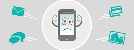 Con los dispositivos móviles, ¡mejor no correr riesgos! | Oficina de Seguridad del Internauta | M-learning | Scoop.it
