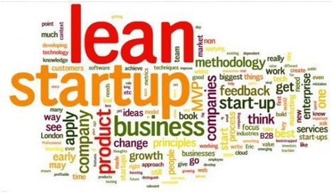 Lean Startups Still Need Vision | Tracking Our Evolving Economy: Global, Local, and In Between | Scoop.it
