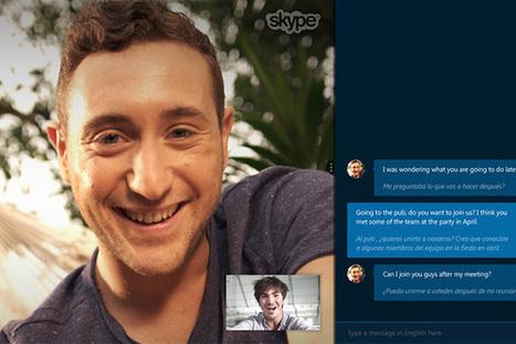 Skype Translator adesso è disponibile per tutti gli utenti Windows | WebMarketing & eCommerce | Scoop.it