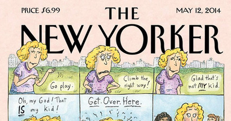 Cover Story: Roz Chast Celebrates Mother's Day | Marketing & Publicity | Scoop.it