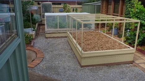 Gardening with Ecobeds: Making Garden Ecobeds. | Think Like a Permaculturist | Scoop.it