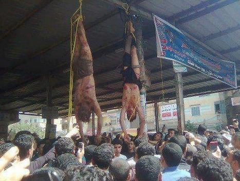 Egypte : deux voleurs battus à mort en public dans un village | Égypt-actus | Scoop.it