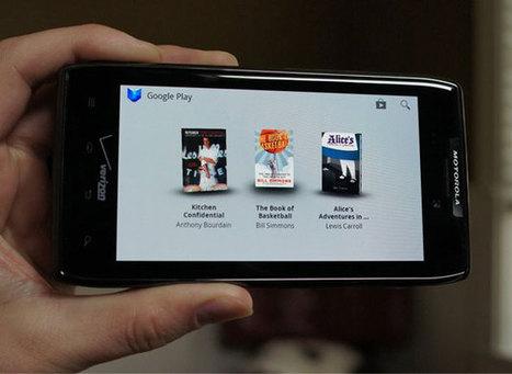 Las mejores aplicaciones para leer libros en teléfonos móviles y tabletas en Android | TRABAJANDO CON LAS TIC EN EL AULA Y... ALGO MÁS | Scoop.it