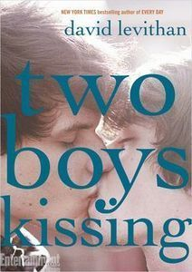 David Levithan's 'Two Boys Kissing': Book Review - Towleroad | School Libraries make a difference | Scoop.it