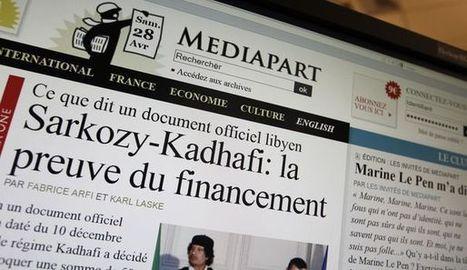 La presse en ligne va bientôt bénéficier d'une TVA réduite à 2,1% | Les médias face à leur destin | Scoop.it