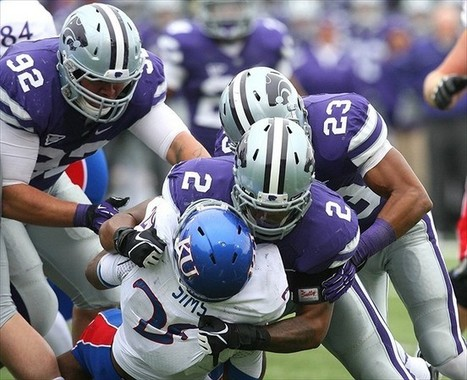 12 Kansas State Wildcats Picked Up On NFL Rosters   All Things Wildcats   Scoop.it