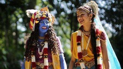 Thousands celebrate Krishna festival | RE Teaching | Scoop.it
