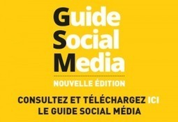 Guide réseaux sociaux 2015 pour les professionnels | TPE-PME pourquoi aller sur le web | Scoop.it