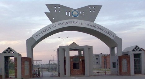Admissions Open In University Of Engineering Technology (UET) - Superior Educationz | Superioreducationz.com | Scoop.it