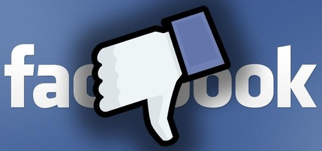 """How to Finally """"Thumbs Down"""" Things You Dislike on Facebook 