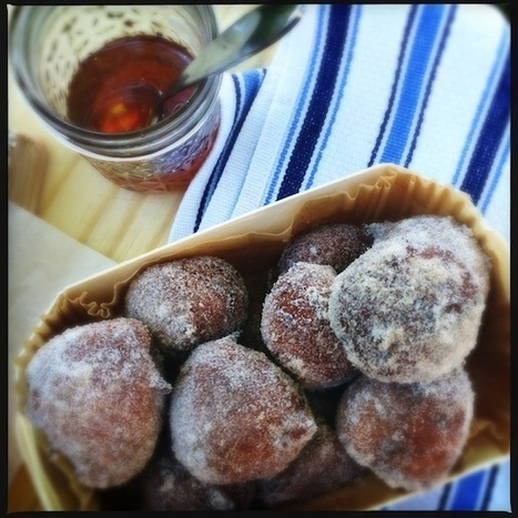 Camping Sweets: Zeppole with Honey and Brownies Baked in Oranges - Phoenix New Times (blog) | Camping and hiking | Scoop.it