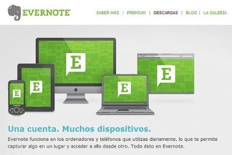 Evernote llega a la educación española | Applícate | Blogs | elmundo.es | Recull diari | Scoop.it