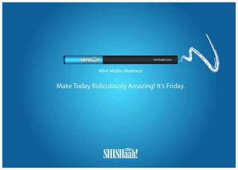 #HappyFriday   Best Electronic Shisha Pen & Premium E-Liquid Refills   Scoop.it