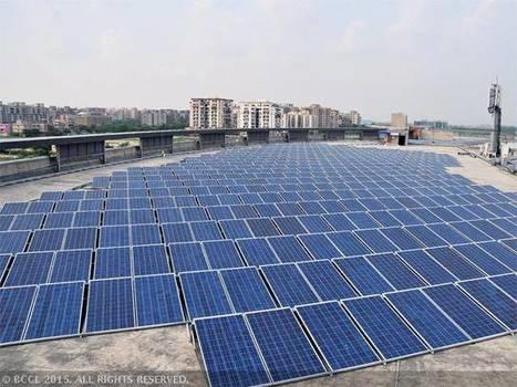 Renewable energy sector to generate $160 billion business in five years: Economic Survey   New Energy Economy   Scoop.it