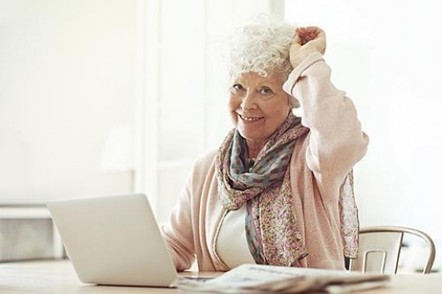 Social Networking for Seniors | Make Money From Home | Scoop.it