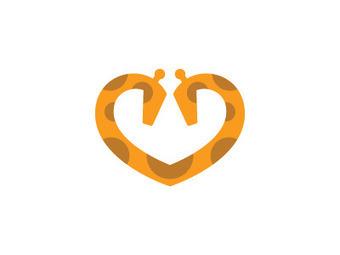 Logo Design: Giraffes | Abduzeedo | Graphic Design Inspiration and Photoshop Tutorials | timms brand design | Scoop.it