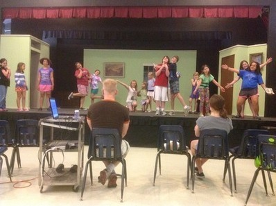 The Barn Kids perform in 'Winnie the Pooh'   examiner.com   OffStage   Scoop.it