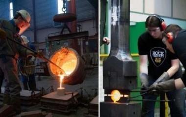 Forgeron, Fondeur : ces métiers de l'industrie ont de l'avenir | Forge - Fonderie | Scoop.it