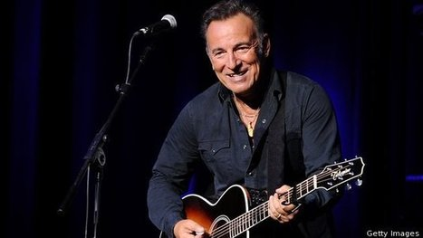 Springsteen to follow Croker with memoir - RTE | Bruce Springsteen | Scoop.it