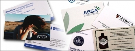 Digitalpress :: Business Card Printing Services - Sydney | Business Card Printing | Scoop.it