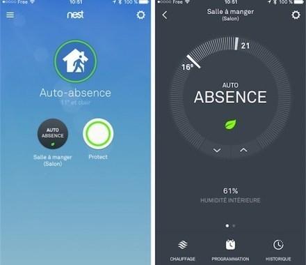 Thermostat Connecté Nest 3ème génération | Transformation digitale du BTP | Scoop.it