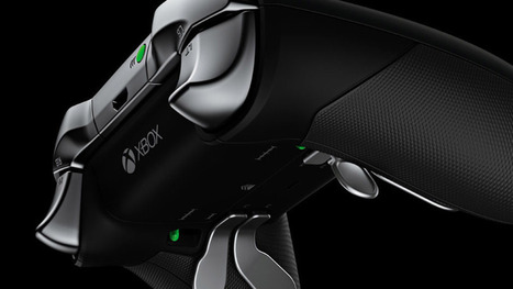 Xbox One Elite controller is for the most hardcore of gamers | SEO and Social Media Marketing Gurus | Scoop.it