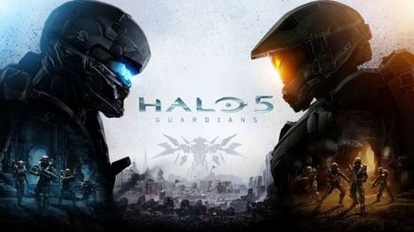 La cinématique d'introduction de Halo 5 : Guardians   Actualités   Scoop.it