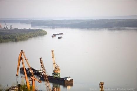 DANUBE RIVER AT SVISHTOV BULGARIA | Nomads Club | PAVEL GOSPODINOV PHOTOGRAPHY | Scoop.it