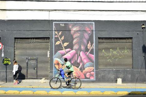 Las rutas para conocer el street art capitalino | eRanteMasHumano | Scoop.it