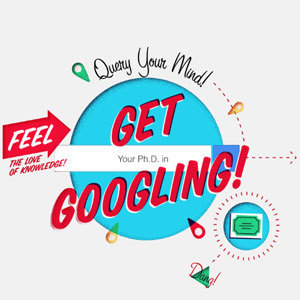 PhD in Googling [Interactive Infographic] | E-Learning and Online Teaching | Scoop.it