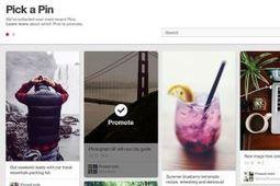 Pinterest teste les publicités payées au clic - 01net | Sphère des Médias Sociaux | Scoop.it