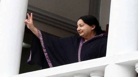 Health update: Jayalalithaa continues to be critical; on ECMO support | NewsX | Scoop.it