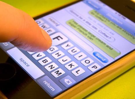 Texting in the Classroom:  Not Just a Distraction   Technology & the English Language Learner   Scoop.it