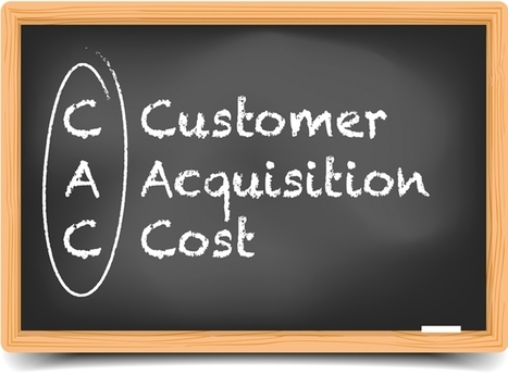 The key to B2B success is knowing the customer acquisition cost | B2B Marketing | Social Business | Scoop.it