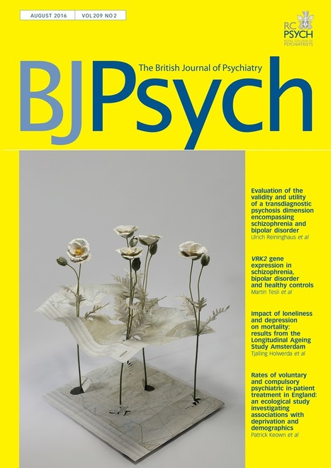 Prevalence and treatment of common mental disorders in the English national population, 1993–2007 | Depression Research | Scoop.it