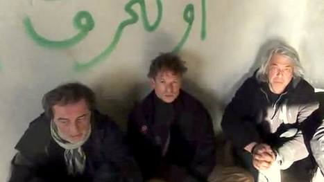 #Syria #mediamensonges New Details On Syrian Kidnapping Of #RichardEngel Reveal Rebel 'False Flag' #NBC | News in english | Scoop.it