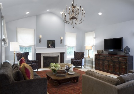Lisa Wolfe: An Interior Designer in Vernon Hills Renders Stunning Home Transformations! | interior design | Scoop.it