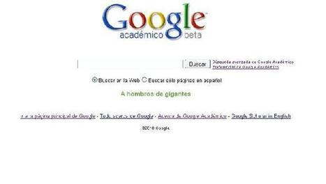 Cómo funciona Google Académico | educacion-y-ntic | Scoop.it