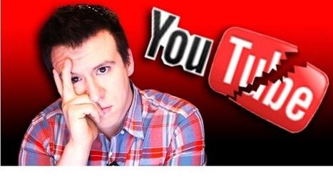 Des vidéastes accusent YouTube de «censure qui ne dit pas son nom» | Libertés Numériques | Scoop.it