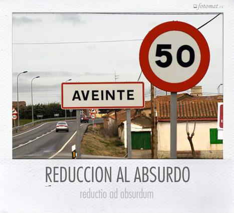 Reducción al absurdo | Fotomat | Educación, Tecnologías y más... | Scoop.it