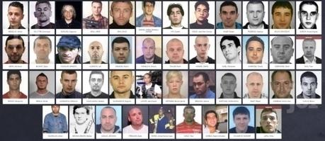 Europol publie la liste des fugitifs les plus recherchés | Texte clos, palimpseste et littérature policière | Scoop.it