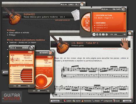 Piezas Clásicas para Guitarra – Volumen I | Métodos y Programas para aprender a tocar la Guitarra y la Música | Scoop.it