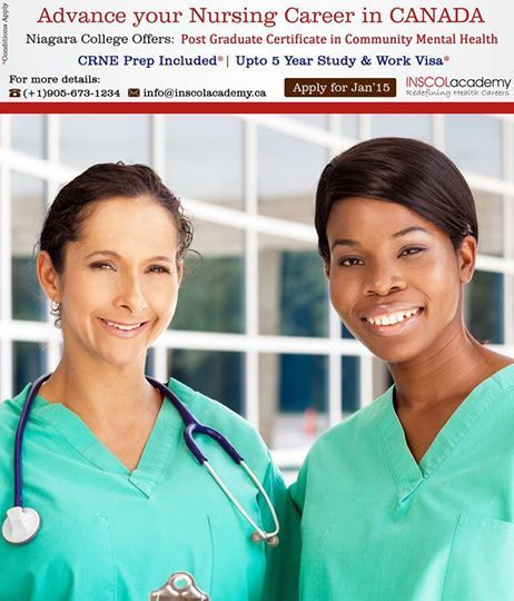 Advance your Nursing Career in Canada! | INSCOL Academy Canada | Scoop.it