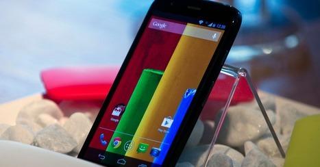 Lenovo Buys Google's Motorola Unit for $2.9 Billion   smart phone   Scoop.it