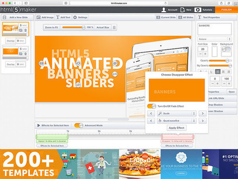Top 2015 Web Tools You Should Know About | Technology innovators in the classroom | Scoop.it