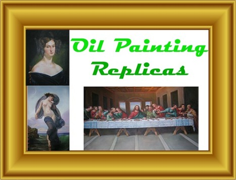 Large Article » How To Make Modern Oil Painting Artwork By Yourself   Custom Art   Scoop.it