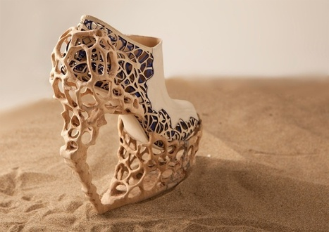 10 Coolest 3D Printed Shoes | 3D and 4D PRINTING | Scoop.it