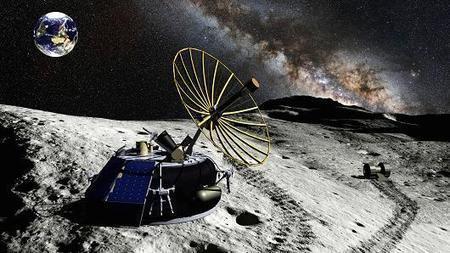 Des robots pour extraire les innombrables ressources lunaires   Post-Sapiens, les êtres technologiques   Scoop.it