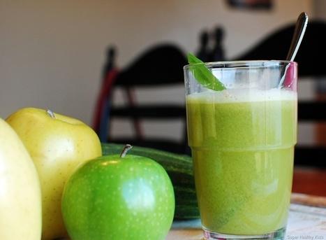 Amazing Health Benefits of Green Apple Juice < Green Food & Beverages | Healthy Lifestyle | Scoop.it