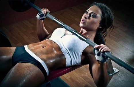 Why Women Should do Weight Training… - The Trainers Edge | Health Tips | Scoop.it